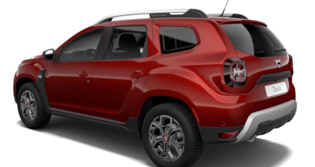 Dacia Techroad: une nouvelle série limitée pour le Duster Dacia-16