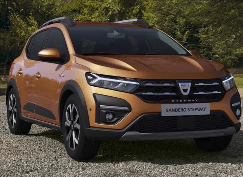 la  future nouvelle Sandero3 qui arrive chez nous....  Sander12