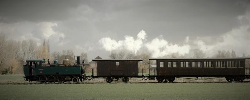 Le train-train en baie de Somme 3m10