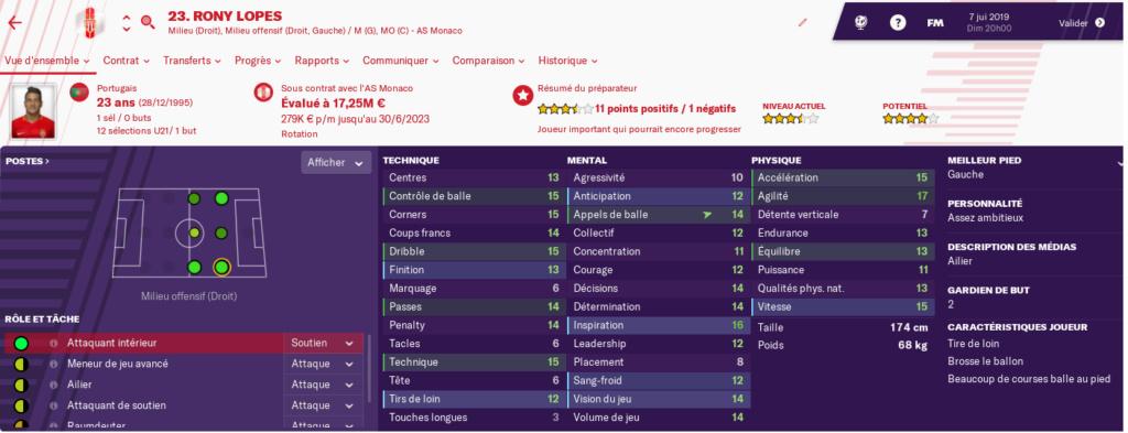Vente de joueurs Monégasques Rony_l12
