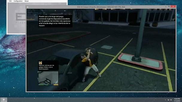 محاكي Playstation 3  Scr310
