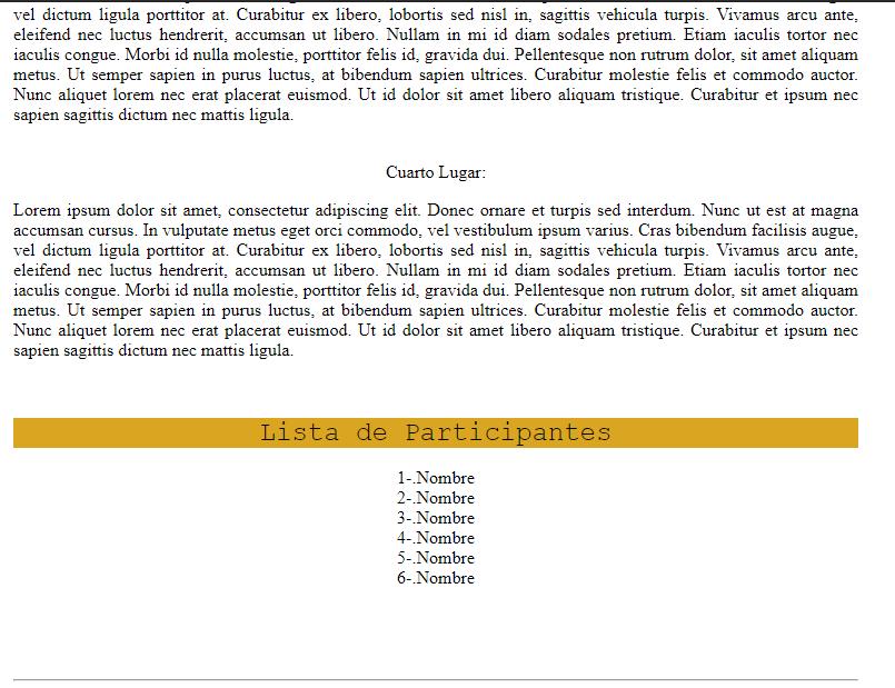 2 - Taller Especializado de Shura [Tablas HTML e Imágenes interactivas] Screen60