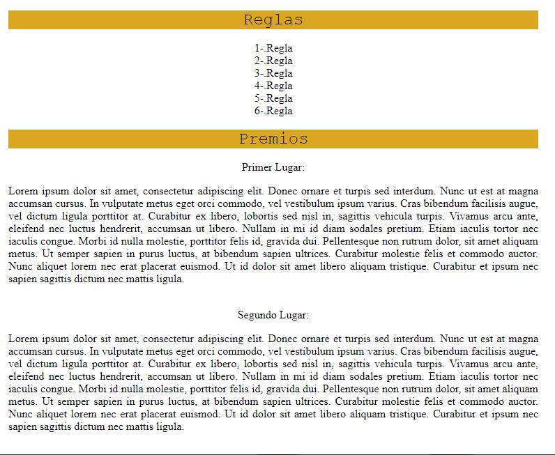 2 - Taller Especializado de Shura [Tablas HTML e Imágenes interactivas] Screen61