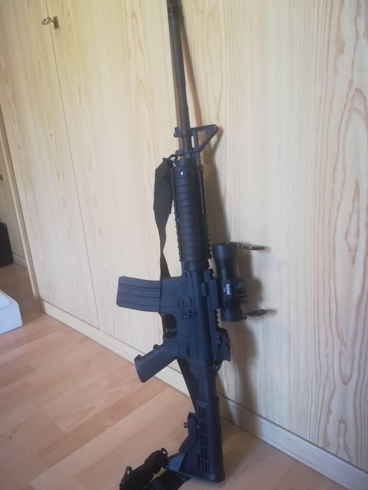 Umarex Colt M4 M4-110