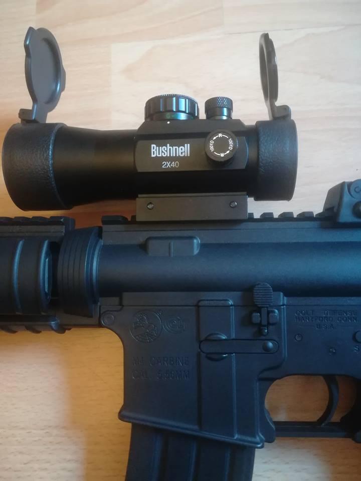 Umarex Colt M4 M4-210