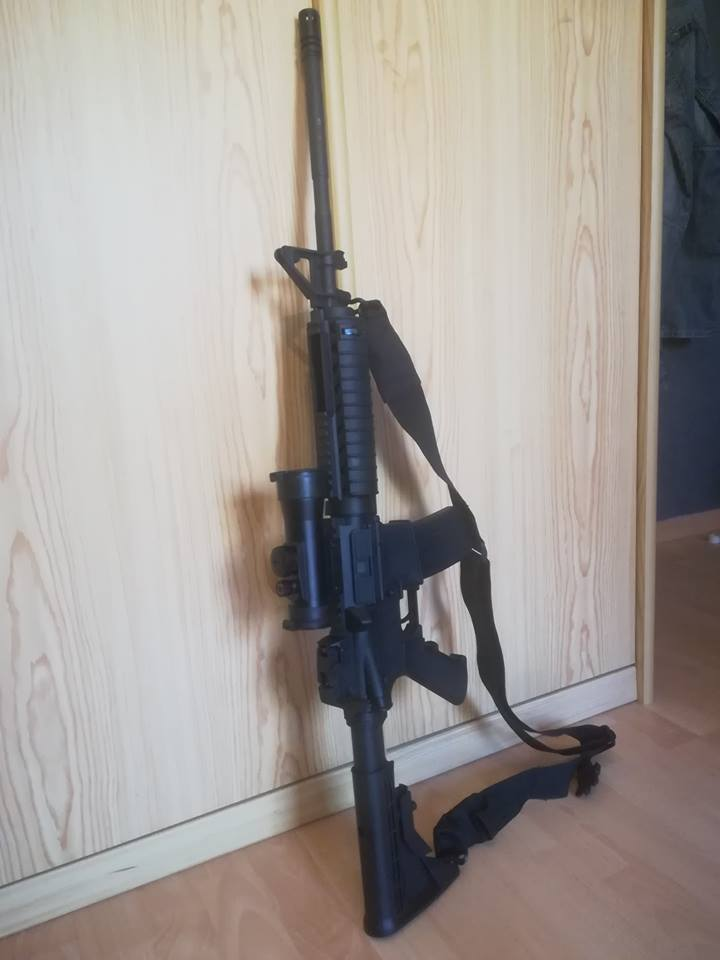 Umarex Colt M4 M4-510
