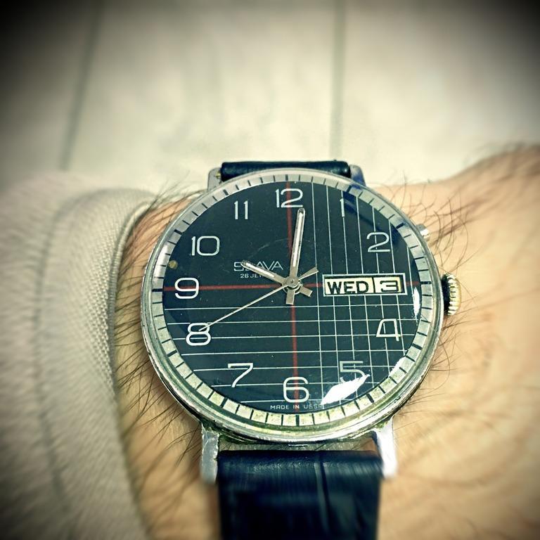 А в кого які годинники? (У кого какие часы) - Страница 2 Imgon138