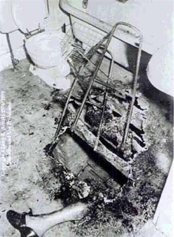 Шокирующие фотографии сделанные на протяжении истории 410