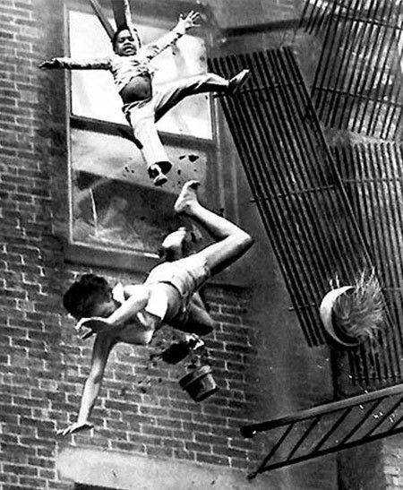 Шокирующие фотографии сделанные на протяжении истории 510