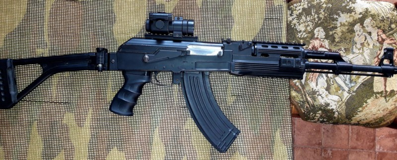 Vend Ak47 Tactical AEG prix 120  pour tous renseignements tel 0491239343 20190310