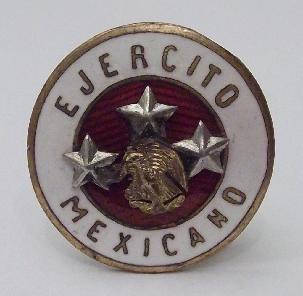 Insignia Ejercito Mexicano. 110