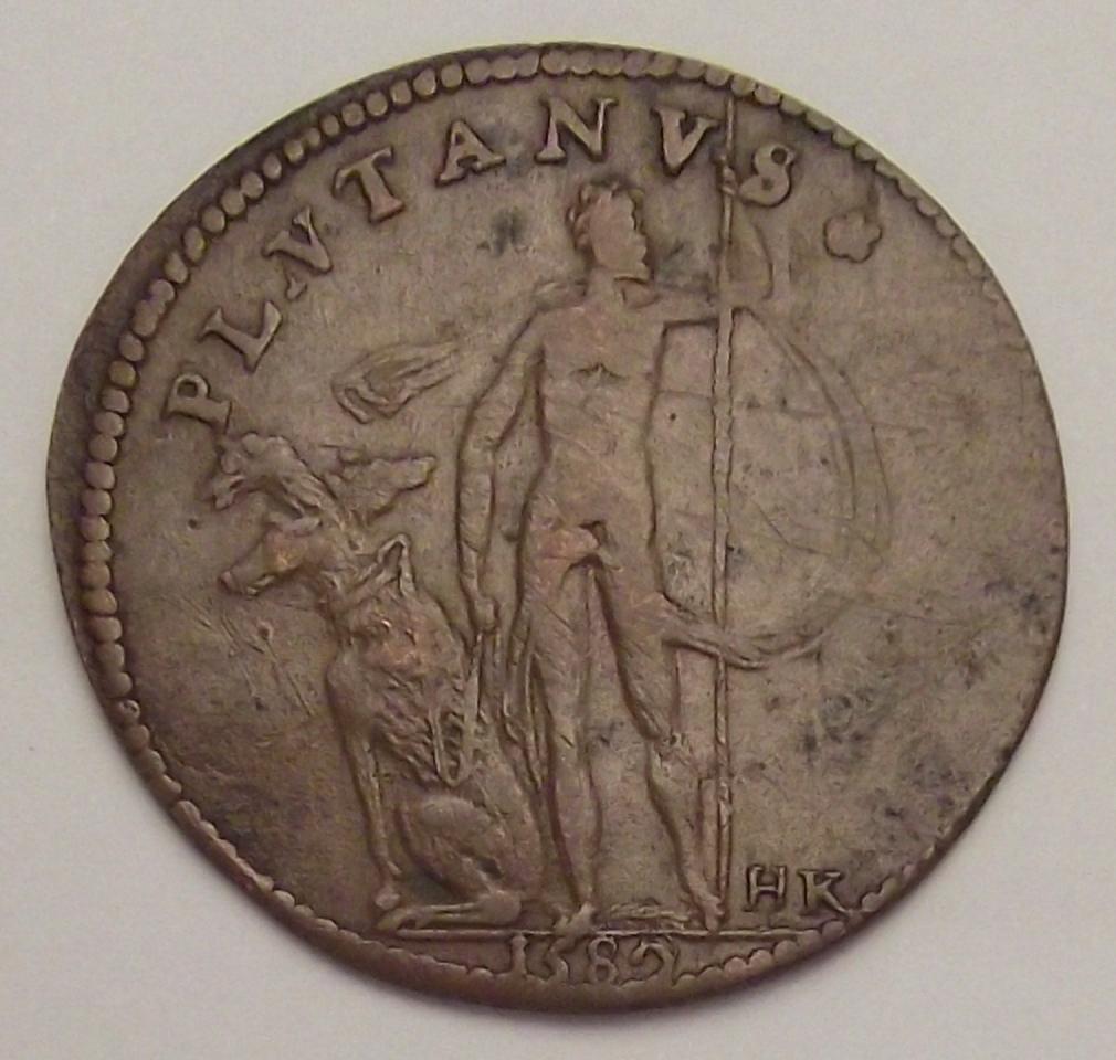 Jeton PLUTANUS et FORTUNA VARIABILIS. Cara15