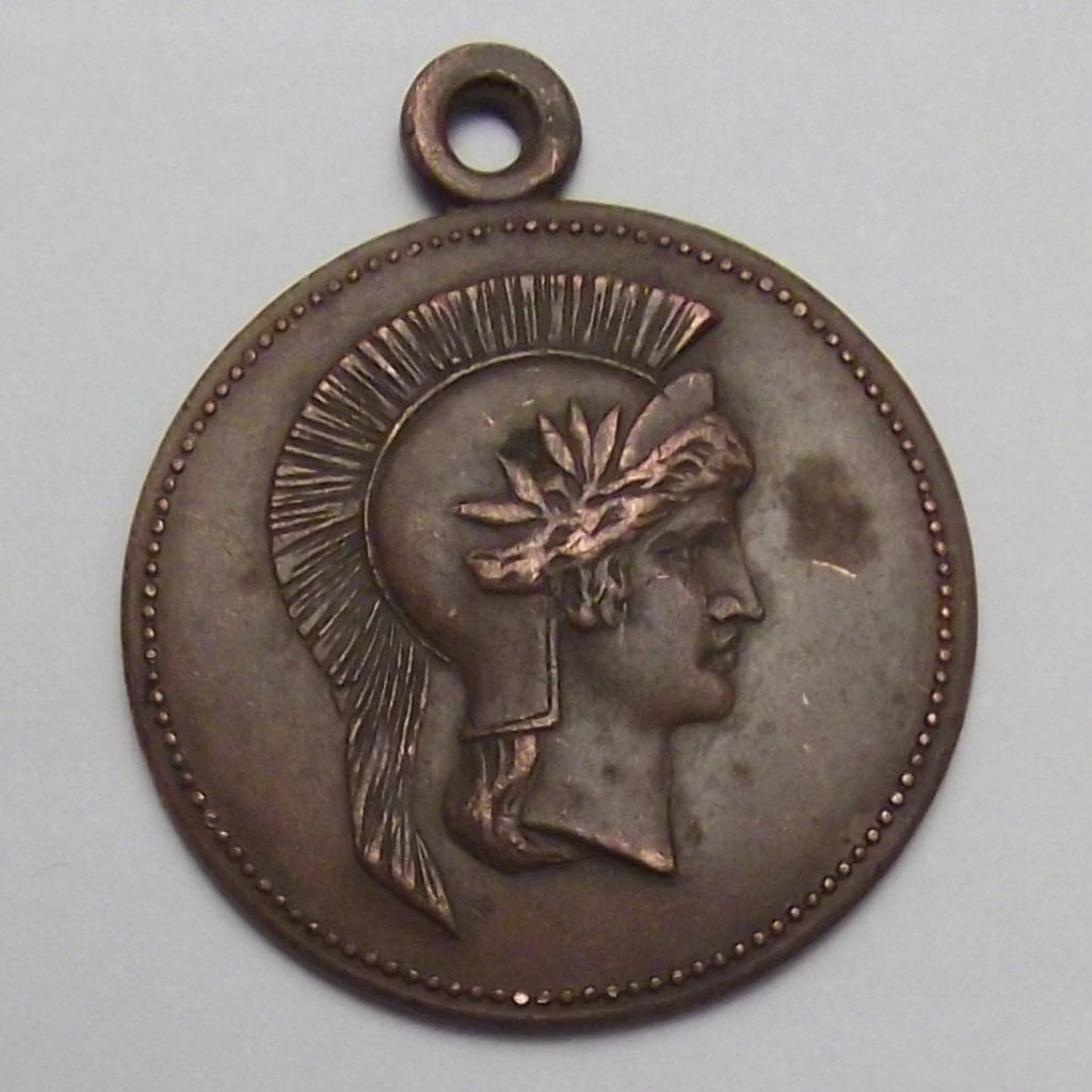 Medaille LE PELE MELE Cara16