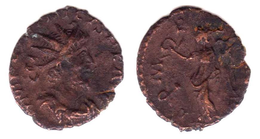 Petite monnaie romaine Moneda10