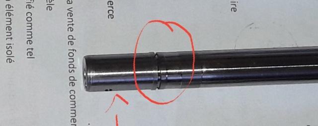 Réparation  RWS CA100 COMPRESSED AIR SYSTEM 20210932