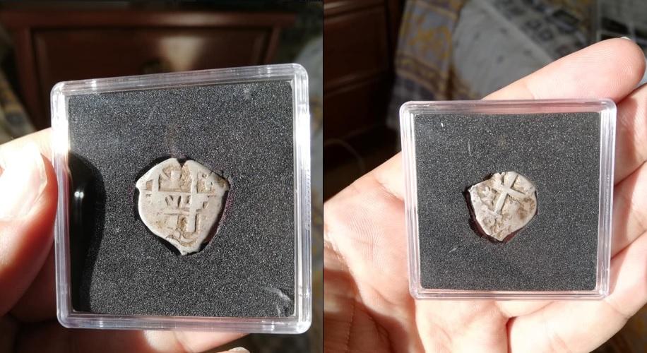 1 real Potosí 1748 Fernando VI 1realf10