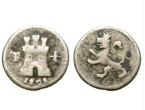 1/4 de Real 1808 Potosí Carlos IV 27867410