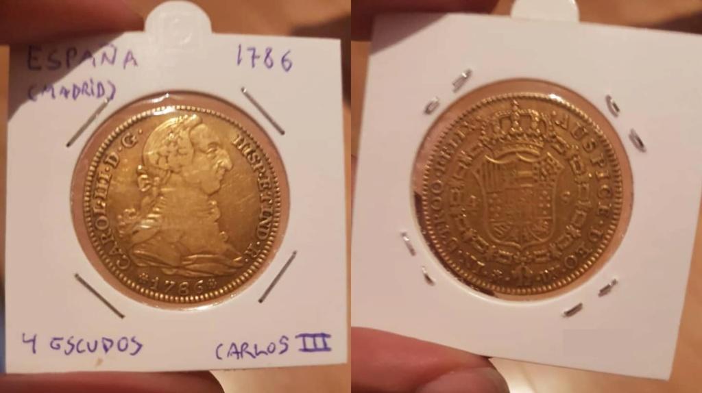 4 escudos Carlos III 1786 - Madrid 4_escu10