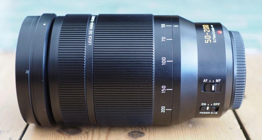 VENDU Vends zoom Panasonic-Leica 50-200 mm : 1 150 euros VENDU Leica-12