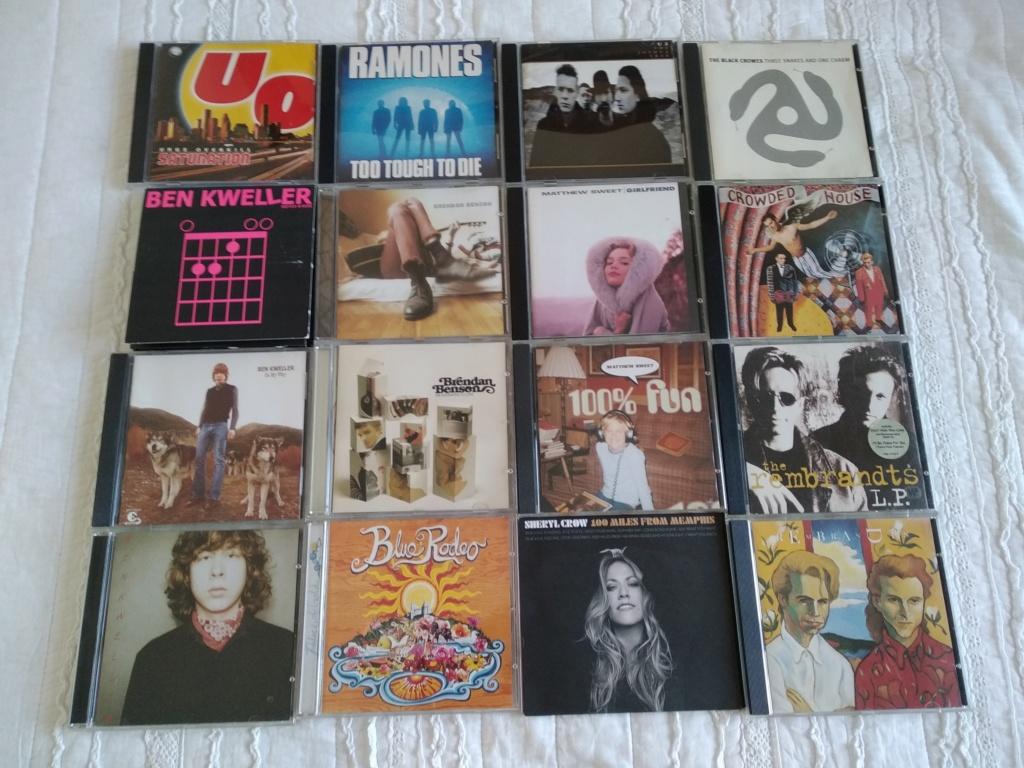 ¡Larga vida al CD! Presume de tu última compra en Disco Compacto Img_2020