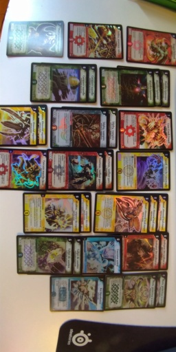 Selling a bundle of S-rare cards at a good price Duel_m10