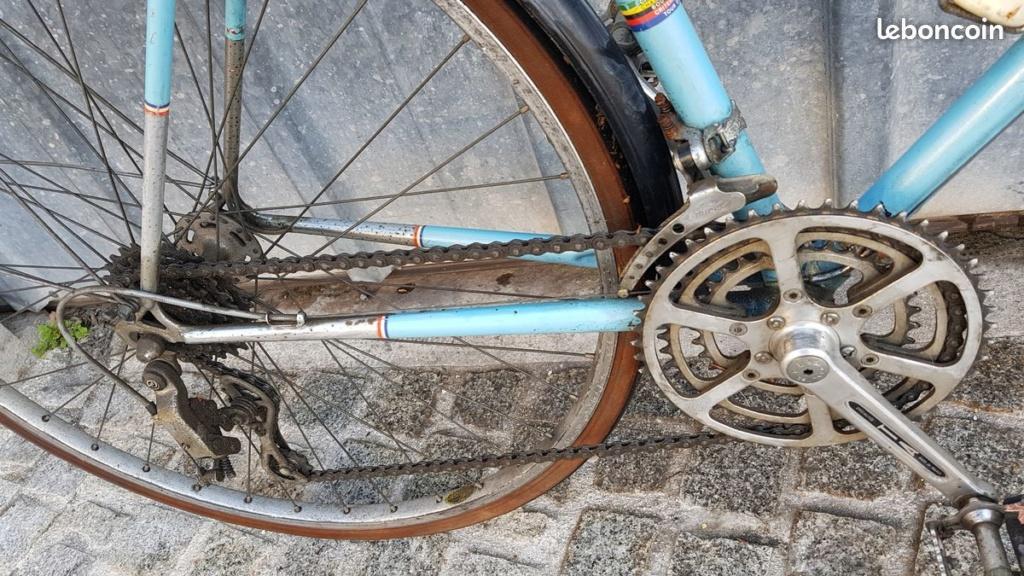 """STELLA 1976, modèle """"cyclotouriste"""" 0111"""