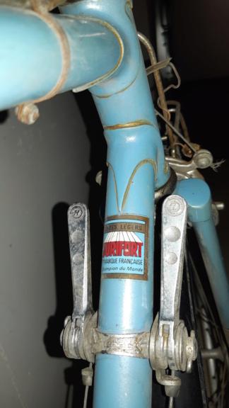 """STELLA 1976, modèle """"cyclotouriste"""" 20200216"""