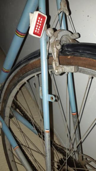"""STELLA 1976, modèle """"cyclotouriste"""" 20200220"""