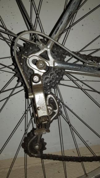 """STELLA 1976, modèle """"cyclotouriste"""" 20200221"""