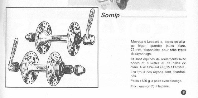 """STELLA 1976, modèle """"cyclotouriste"""" Crop10"""