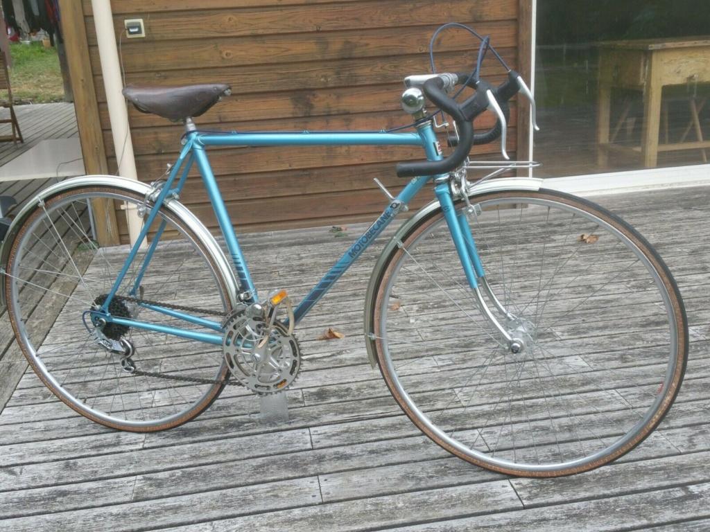 MOTOBECANE TR2 de 1979 Bleu S-l16010