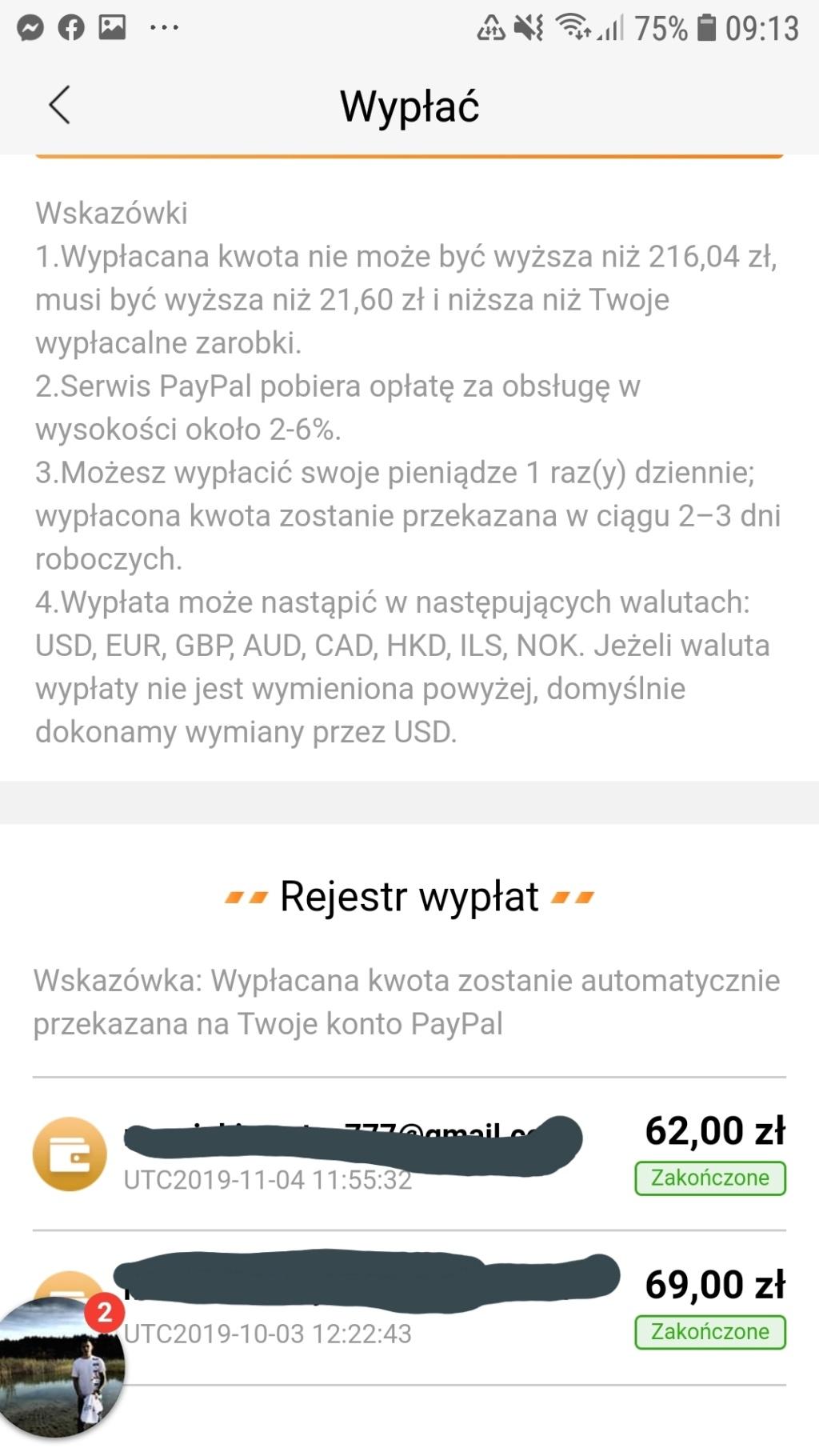 Vova - darmowe 10 zł za rejestrację! Screen55