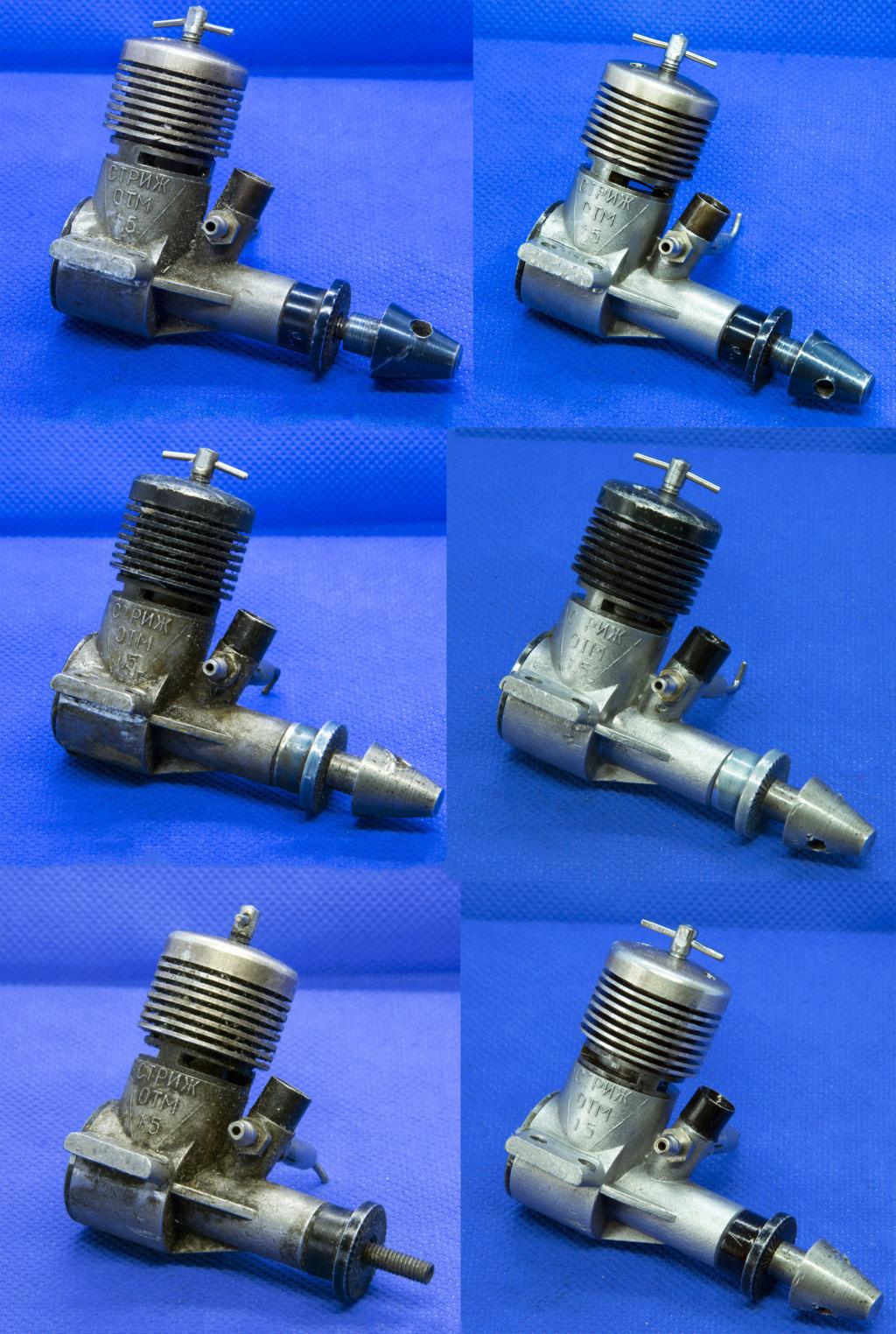 Russian Diesels - OTM Striz - renovation and new handmade conrods Otm_st12