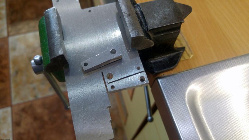 Russian Diesels - OTM Striz - renovation and new handmade conrods Striz_11