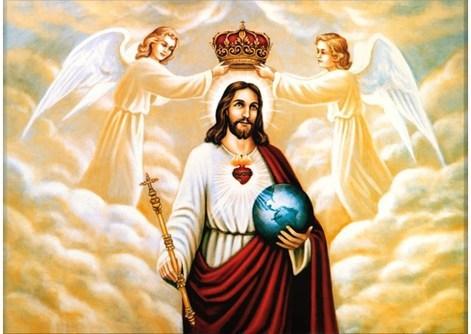 Bonne fête de Jésus-Christ, Roi de l'univers  1740ee10