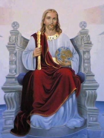 Bonne fête de Jésus-Christ, Roi de l'univers  38bca310