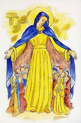 *** Suppliques à Marie et aux saints pour la France et pour le monde *** 398a2310
