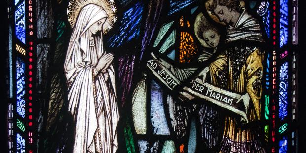 11 février 2020  Fête de Notre Dame de Lourdes 5dd3cb10