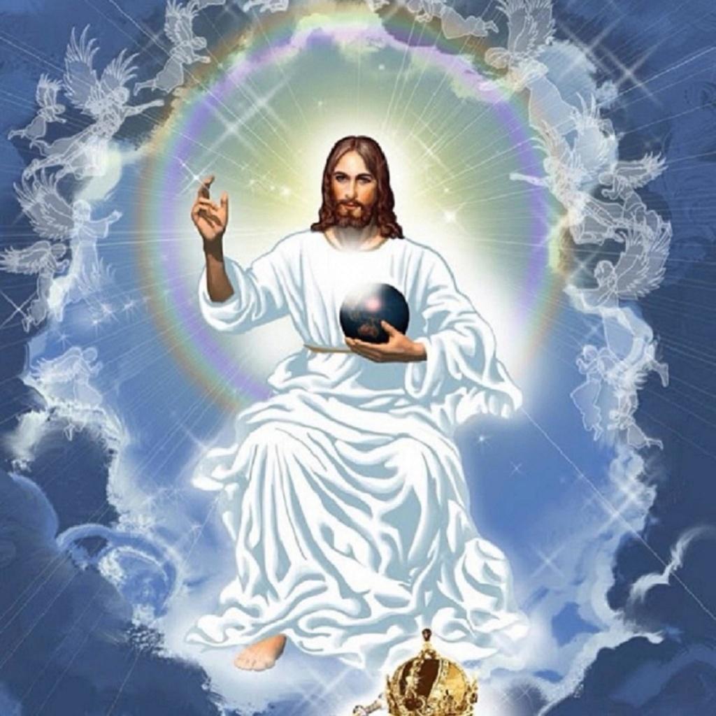 Bonne fête de Jésus-Christ, Roi de l'univers  6ae04a10