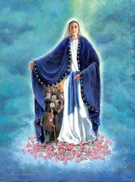 *** Suppliques à Marie et aux saints pour la France et pour le monde *** 8830a110