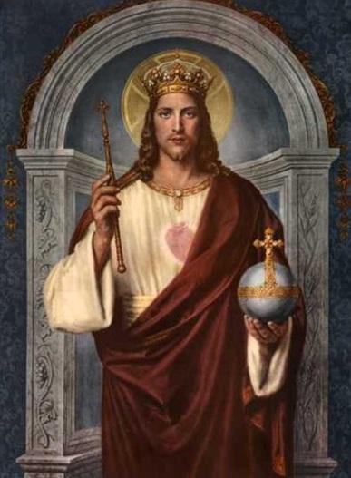 Bonne fête de Jésus-Christ, Roi de l'univers  C650b410