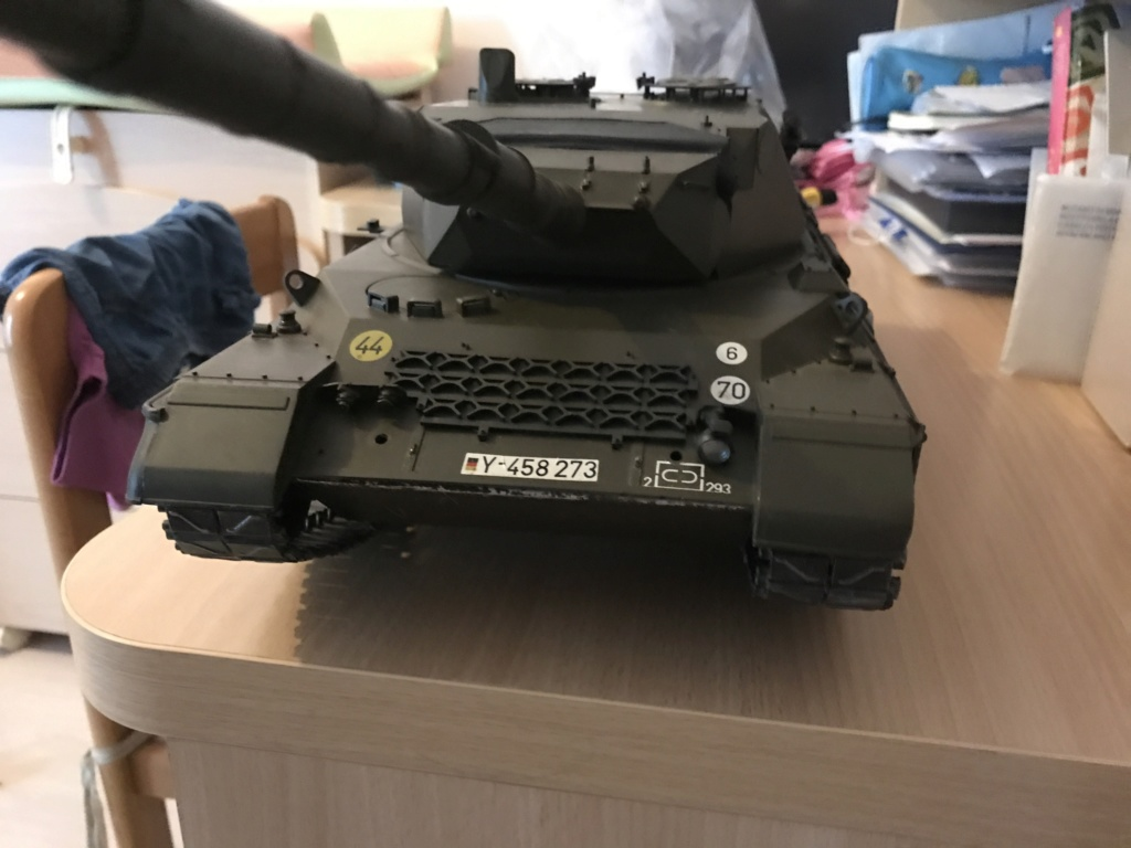 Leopard 1a4 Tamiya by Mauro1a4 Image12