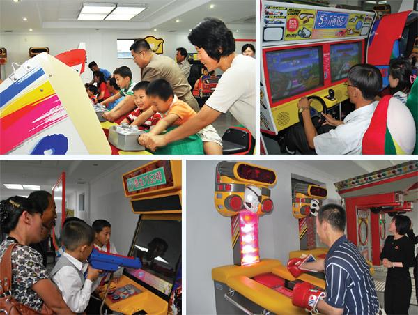 Videojuegos de temática comunista Arcade10