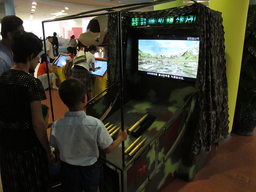 Videojuegos de temática comunista Arcade13