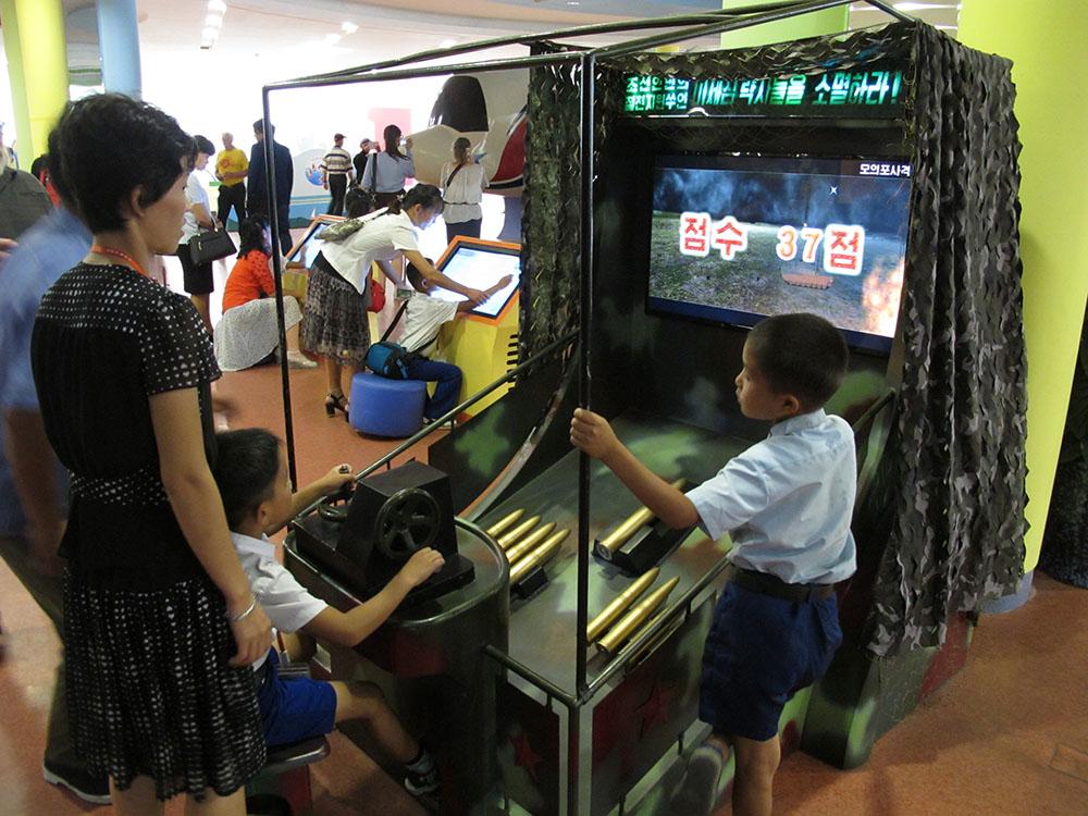 Videojuegos de temática comunista Arcade14