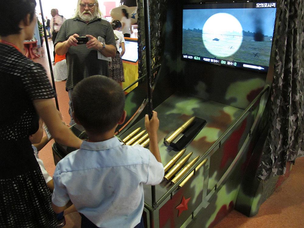 Videojuegos de temática comunista Arcade16