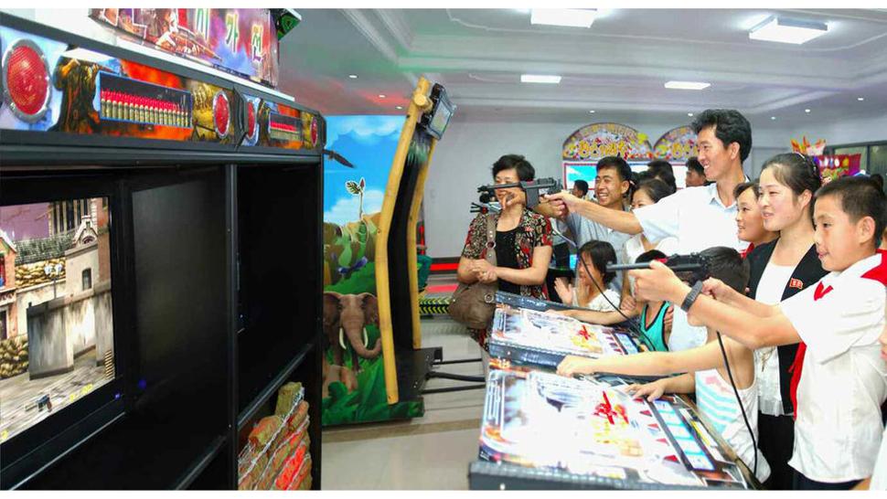 Videojuegos de temática comunista Corea_11