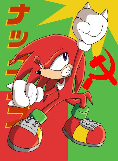 Videojuegos de temática comunista Knuckl11