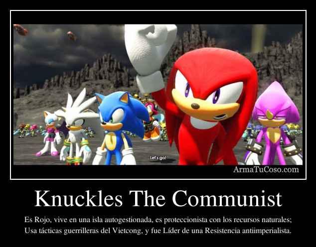 Videojuegos de temática comunista Knuckl12