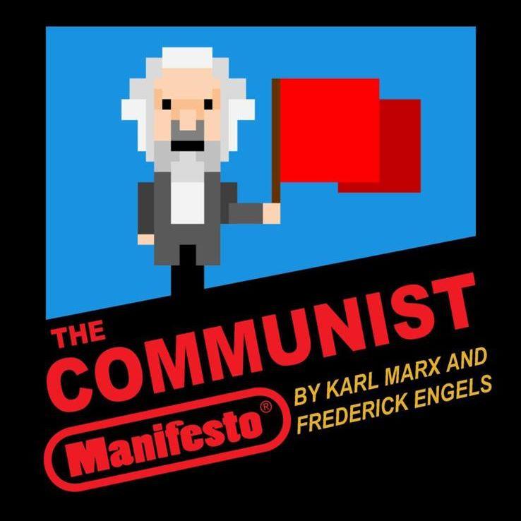 Videojuegos de temática comunista Marx_n10